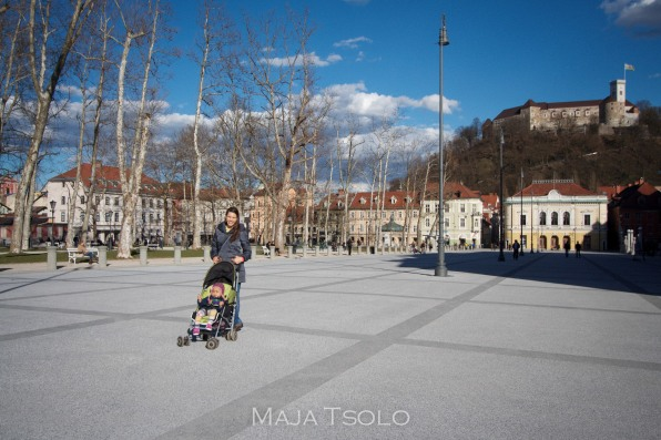 Beautiful weekend in Ljubljana